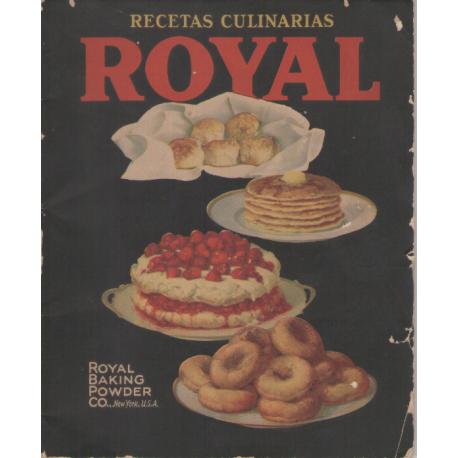 RECETAS CULINARIAS ROYAL
