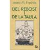 DEL REBOST I DE LA TAULA