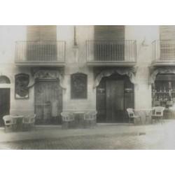 MANRESA. RESTAURANT  PERDIU (exterior)