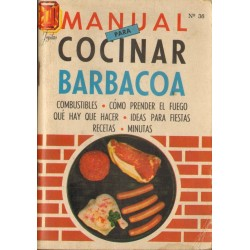 MANUAL PARA COCINAR BARBACOA