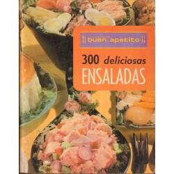 300 DELICIOSAS ENSALADAS