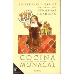 COCINA MONACAL. SECRETOS CULINARIOS DE LAS HERMANAS CLARISAS