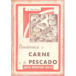 CONSERVAS DE CARNE Y DE PESCADO