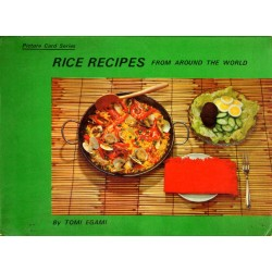 RICE RECIPES. FROM AROUND THE WORLD