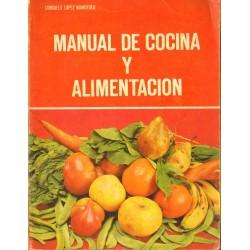 MANUAL DE COCINA Y ALIMENTACIÓN