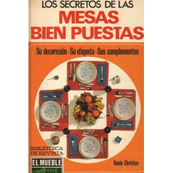 LOS SECRETOS DE LAS MESAS BIEN PUESTAS