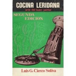 COCINA LERIDANA, ARTE DEL BUEN YANTAR