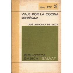 VIAJE POR LA COCINA ESPAÑOLA