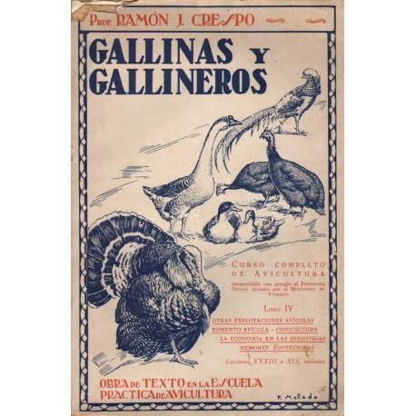 GALLINAS Y GALLINEROS