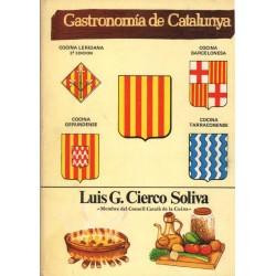 GASTRONOMÍA DE CATALUNYA