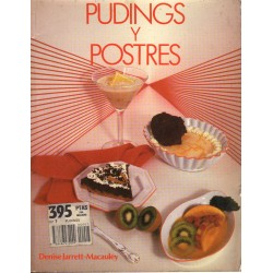 PUDINGS Y POSTRES