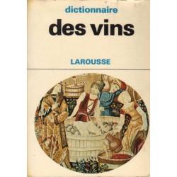 DICTIONAIRE DES VINS