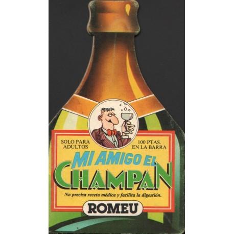 MI AMIGO EL CHAMPAN