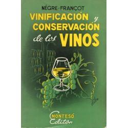 VINIFICACIÓN Y CONSERVACIÓN DE LOS VINOS