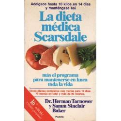 LA DIETA MÉDICA DE SCARSDALE