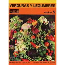 VERDURAS Y LEGUMBRES. COCINAR 5