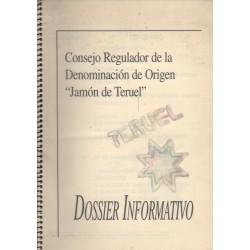 "DOSSIER INFORMATIVO ""JAMÓN DE TERUEL"""