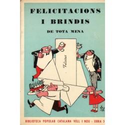 FELICITACIONS I BRINDIS DE TOTA MENA