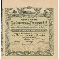 LA CONCORDIA DE TARANCÓN S.A.