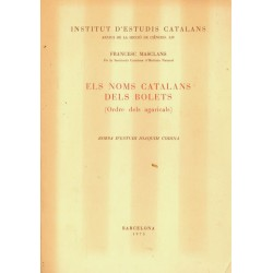 ELS NOMS CATALANS DELS BOLETS (ORDRE DELS AGARICALS)