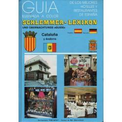 GUIA ILUSTRADA A COLOR DE LOS MEJORES HOTELES Y RESTAURANTES DE ESPAÑA