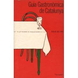 GUIA GASTONÒMICA DE CATALUNYA.EDICIÓ DE 1981