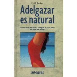 ADELGAZAR ES NATURAL