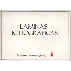 LÁMINAS ICTIOGRÁFICAS