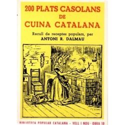 200 PLATS CASOLANS DE CUINA CATALANA