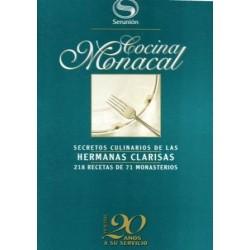 COCINA MONACAL. SECRETOS CULINARIOS...CLARISAS