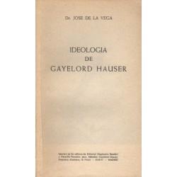 IDEOLOGÍA DE GAYELORD HAUSER