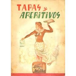 TAPAS Y APERITIVOS. ESPECIALIDADES DE BAR, COLMADO Y TABERNA