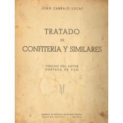 TRATADO DE CONFITERÍA Y SIMILARES