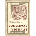 ELABORACIÓN DE CONSERVAS VEGETALES. FRUTAS Y LEGUMBRES