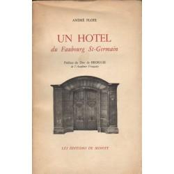 UN HOTEL DU FAUBOURG ST-GERMAIN