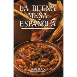LA BUENA MESA ESPAÑOLA